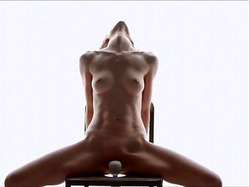 Hitachi Induced Orgasm